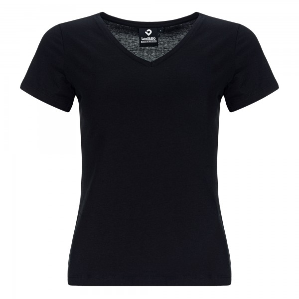Women Basic V-Neck