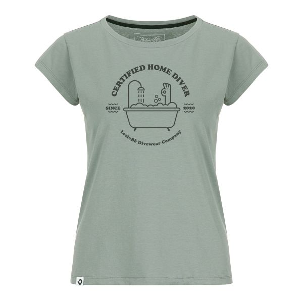 Certified Home Diver Damen T-Shirt